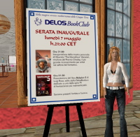 Benvenuti al Delos Book Club